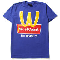 Weat coast Tシャツ