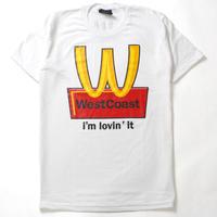 West Coast Tシャツ