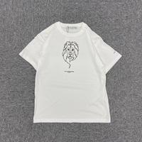 らいおん プリントTシャツ ユニセックス