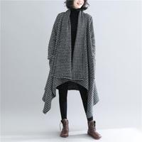 春新商品 ポンチョコート レディース シンプル コート おしゃれ かわいい ファッション ママファッション シンプル 羽織 通勤ビックシルエット 送料無料 TAGX11631