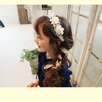 キッズヘッドドレス 髪飾り 花 カチューシャ 子供 発表会 アクセサリー フラワーティアラ クリップ フォーマル キッズ ヘッドドレス 花びら キラキラ 入学式 卒業式 結婚式 TAGX11737