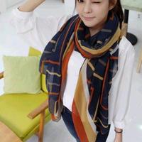 ファッション小物 ストール 巻き物 ショール 薄手 冷房対策 スカーフ オールシーズン 小顔効果 個性的 通勤 デート 女子力アップ 肩掛け TAGX10168