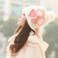 ファッション小物 帽子 ニット帽 可愛さ満点 レディスニット帽 暖かい あったか 女の子 ふんわり ボリューム 小顔効果 デート ギフト TAGX10170