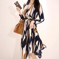 秋色 シフォン マキシワンピ ロング丈 ラップ ワンピース マキシ丈ワンピース フォーマル 結婚式 お呼ばれ 披露宴 発表会 衣装 フォーマル ドレス 送料無料 TAGX11438