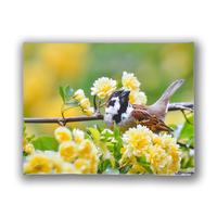 花と歌う【キャンバスタイプ】