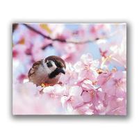 春のしらせ【キャンバスタイプ】