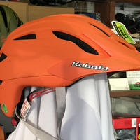OGK KABUTO  FM8 / Matte Orange / ML