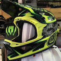 Troy Lee Designs D3 Carbon / Large / Night Fall /MIPS