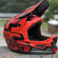 Troy Lee Designs / D3 FIBERLITE / Speedcode Red / L