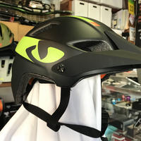 GIRO  Feature / Matte Black x Lime x Flame / M