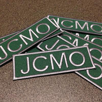 JCMO公式ワッペン