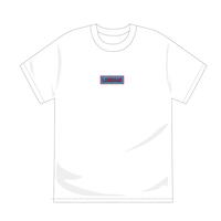 ぷよロゴTシャツ(白)【long-190042~45】