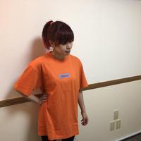 ぷよロゴTシャツ(オレンジ)【long-190050~53】