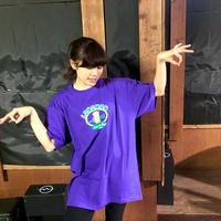 ツアーTシャツ(パープル)【long-200009~12】