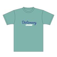 ディクショナリーTシャツ(シーフォーム)【long-190034~37】