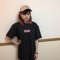 ぷよロゴTシャツ(黒)【long-190046~49】