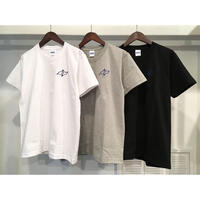 "【 LONG SET ORIGINAL 】LSD-027 ""BLUE BIRDS"" S/S T-SHIRT ( 全3色展開 )"