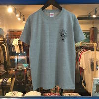 "LONG SET ORIGINAL LSD-001 ""LS DOG TOWN"" T-SHIRT (GRAY)"