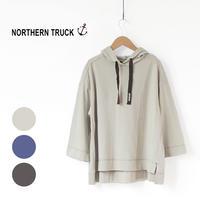 NORTHERN TRUCK ノーザントラック フーデットワイドプルオーバー Mサイズ Lサイズ TQ0573