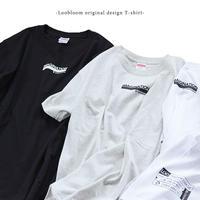Loobloom original ルーブルームオリジナル  プリントTシャツ 半袖 S / M / L / XL