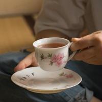 茶杯茶托セット(ヴィンテージ) PA026