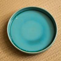 色釉茶盤 PA032