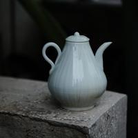 青白磁お銚子 PW055