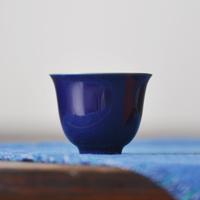 霁蓝茶杯 PC031
