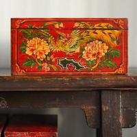 手描きの木箱 FA009-B