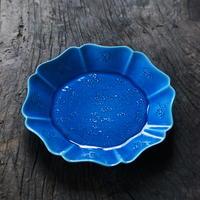 孔雀蓝皿 PC060