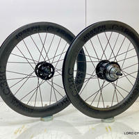 Joseph Kuosac C38 Carbon Wheelset (Brompton 6speed)