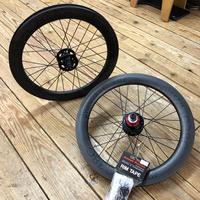 Joseph Kuosac C38 Carbon Wheelset (Brompton 2speed)