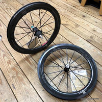 ANDOZA HAWK B1 Carbonized Wheelset