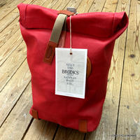 BROOKS PICKWICK BACKPACK SMALL 【Pomegranat (赤)】