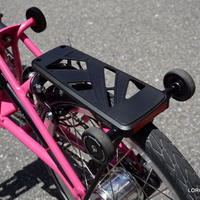 Multi-S Compact Aluminium Rear Rack