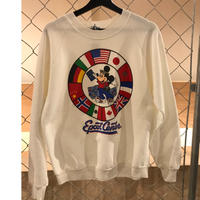 80s~OLD Mickey sweatshirt