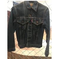 60s~Levi`s 70505 bigE denim jacket(used)