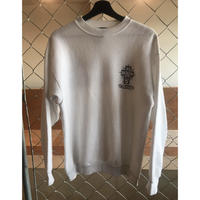 90s~Dog town x suicidal tedencies sweat shirt