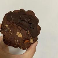 トリプルチョコレートクッキー