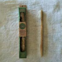 <世界最高の>竹歯ブラシ