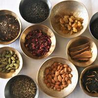 インド便1<お菓子と紅茶のセット>
