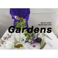 Gardens10月11日(日)11:00-12:30スパイラルブーケを作るの巻 花材とレッスン代含む