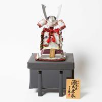 1/5 源氏八領 源太産衣 黒小札紫匂鎧 Samurai Armor