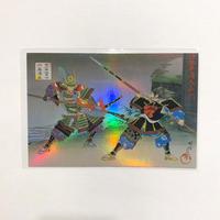 武将レインボーポストカード / 加藤清正