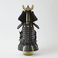ボトルカバー 火消SAMURAI 【 消防 (黒) 】