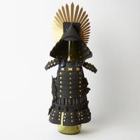 ボトルカバー サムライ鎧 / 豊臣秀吉