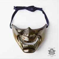 SAMURAI MASK / 黒 ラメ
