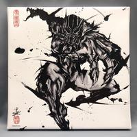 ファブリックボード / ブラックパンサー Fabric Board Black Panther