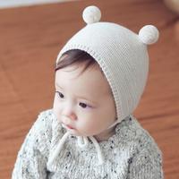 耳ニット帽