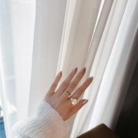 white  stone pearl ring psr4